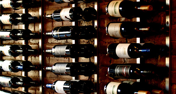 Full Wine Rack